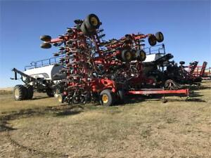 2012 Bourgault 3320-66 w/6550 Air Drill