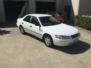 1999 Toyota Camry SXV20R CSi White 4 Speed Automatic Sedan Maroochydore Maroochydore Area Preview