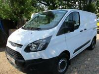 2015 Ford Transit Custom 2.2TDCi 290 L1H1 NO VAT GENUINE MILES