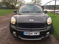2014 64 MINI COUNTRYMAN 1.6 COOPER ALL4 5D 121 BHP