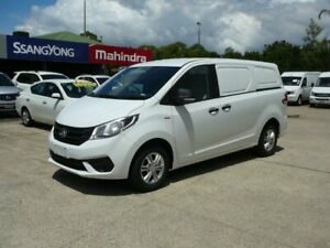 2019 LDV G10 SV7C Blanc White 6 Speed Automatic Van