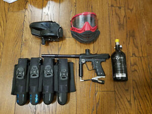 Paintball Kit - Must go!