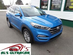 2016 Hyundai Tucson Premium AWD only $196 bi-weekly all in!