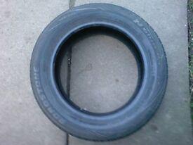 195/55/15 Tire, 85v Roadstone brand, £10 contact 07763119188