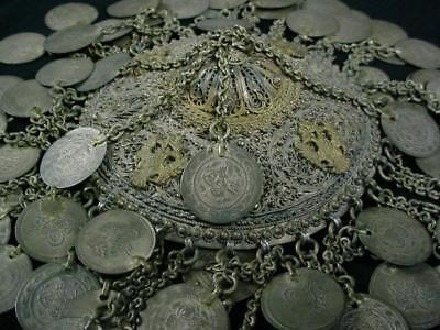 NobleSpirit {3970} Rare Valuable Uzbekistan 1800's Tribal Overlords Trophy Crown