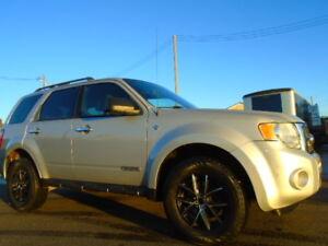 2008 Ford Escape SXT  SPORT PKG-3.0L V6-4WD-EXCELLENT SHAPE