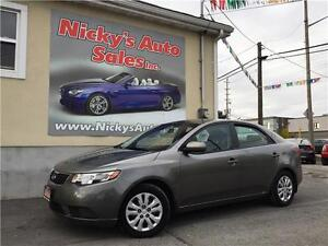 2013 Kia Forte LX PLUS, AUTOMATIC, POWER GROUP, LOADED! $69 BW!
