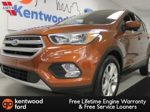 2017 Ford Escape SE FWD ecoboost with heated seats and a back up