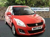 2013 Suzuki Swift 1.2 SZ3 Hatchback Petrol Manual