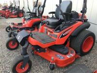 Kubota Zero-Turn Diesel Mowers (ZD1021, ZD1211, ZD1511) Brandon Brandon Area Preview