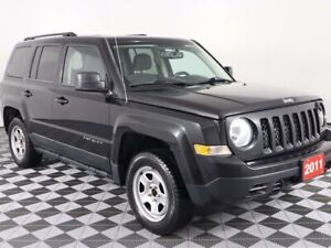 2011 Jeep Patriot North 4dr 4WD Sport Utility