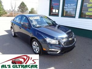 2015 Chevrolet Cruze LS only $99 bi-weekly all in!