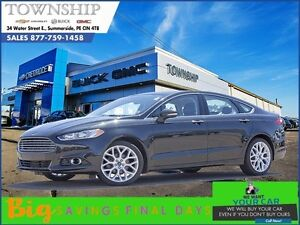 2013 Ford Fusion Titanium - $11/Day! - All Wheel Drive - Sunroof
