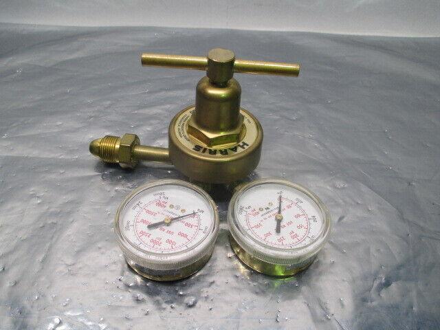 Harris 425-200 Pressure Regulator, 400, 4000 PSI, 2800, 28000 kPa, 100214