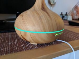 Essential Oil Diffuser with 14 Colour LED Lights Humidifier