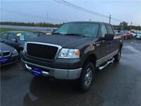 2007 Ford F-150 XLT 4WD SuperCrew