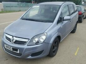 VAUXHALL ZAFIRA 1.9 CDTI 2006-2013 BREAKING FOR SPARES TEL 07814971951 HAVE FEW IN STOCK