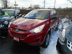 "2013 Hyundai Tucson "" GUARANTTED APPROVALS"" WWW.PAULETTEAUTO.COM"