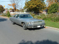 BIG AND BEAUTIFUL RARE 1976 BUICK LIMITED COUPE