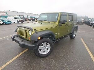 2007 Jeep Wrangler SAFETY & E-TESTED - WARRANTY INCLUDED