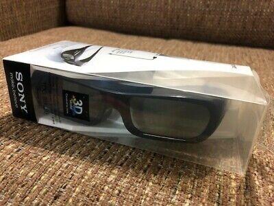 New 3D Glasses For Sony TDG-BR250 Active  Bravia EX720 HX750 HX800 TV 2010-2012
