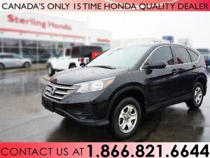 2014 Honda CR-V LX   AWD   1 OWNER   NO ACCIDENTS