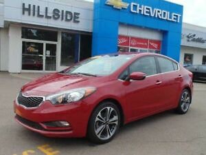 2014 Kia Forte EX *SUNROOF|BACKUP CAMERA|ALLOYS*