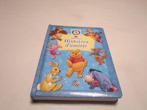 Histoires d'amitié Winnie l'Ourson de Disney