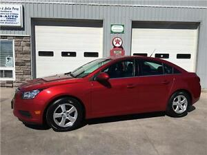 2014 Chevrolet Cruze 2LT TURBO w/ Balance of Factory Warranty Peterborough Peterborough Area image 1