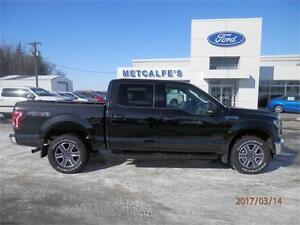 2015 Ford F-150 XLT s/crew loaded
