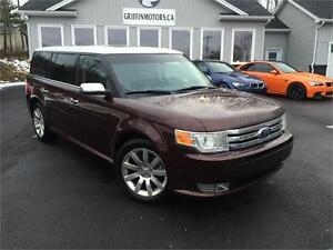 2009 Ford Flex Limited only 83 B/W tax in OAC