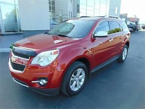 2013 Chevrolet Equinox LTZ (Leather - Navigation- Sunroof)