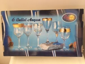 Italian glasses Cristal Mode