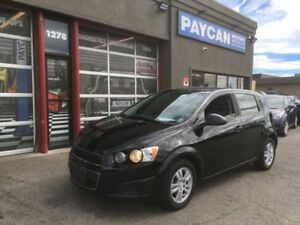 2012 Chevrolet Sonic LS | FINANCING AVAILABLE!!