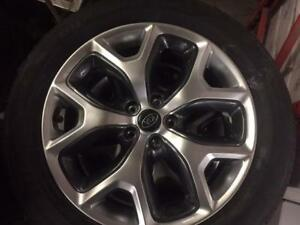 "ON SALE OEM 19"" KIA package with brand new Kumho tires"