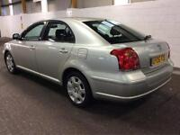 2006 06 Reg Toyota Avensis 1.8 VVT-i Colour Collection,58,000 MILES
