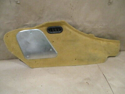 Maserati 4200 Coupe  - LH Tunnel Side Cover - (Beige) - P/N 66427100