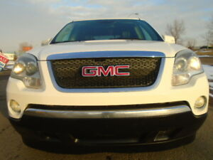 2009 GMC Acadia SLT1  SPORT-DVD-HDTV-DUAL SUNROOF-HEATED LEATHER