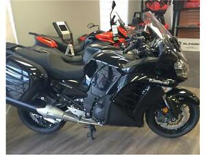 2015 KAWASAKI CONCOURS 14 ABS-BLOW-OUT!!