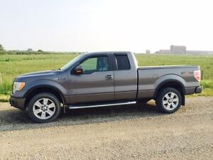 2010 Ford F-150 FX4 Supercab Pickup Truck