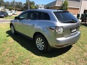 2010 Mazda CX-7 ER MY10 Classic (FWD) Silver 5 Speed Auto Activematic Wagon Tuggerah Wyong Area Preview