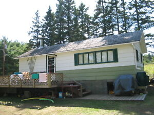 Camp for sale - No running water or septic tank