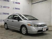 2007 Honda Civic Sdn DX-G - ASK US ABOUT SPECIAL PROMO FOR THIS