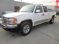2006 GMC SIERRA 4X4 WE FINANCE & YOU'RE APPROVED