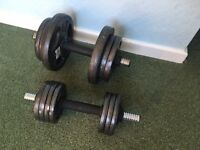 Iron Weights - 25kg - £15