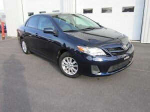 2013 TOYOTA COROLLA A/C GR/ELECT