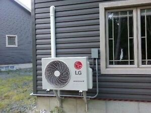 FREE LG Mini Split Heat Pump Estimates!