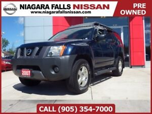 2007 Nissan Xterra 4X4 OFF-ROAD EDITION | ROOF RACK