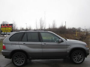 LOW KMs 156200 ! IMMACULATE  !  2006 BMW X5 London Ontario image 6