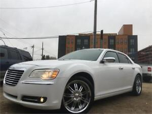 2011 Chrysler 300 Limited = HEATED LEATHER SEATS - BACKUP CAMERA